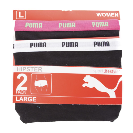 pack bragas puma mujer