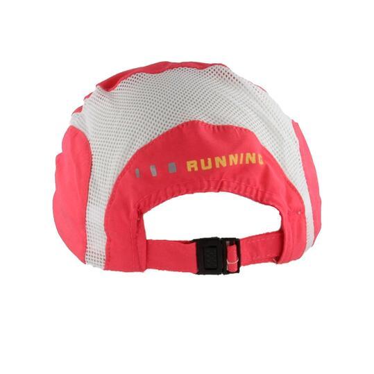 Gorra Running IPSO Rosa Mujer