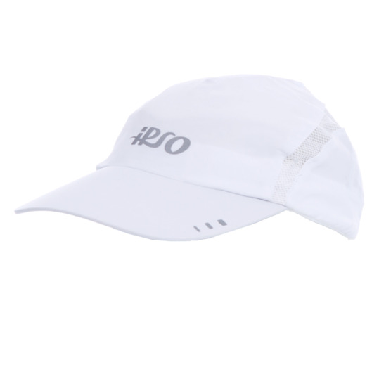Gorra Running IPSO Blanco
