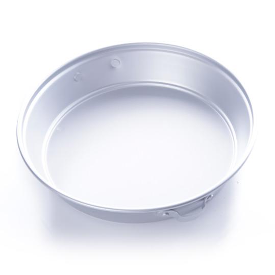 Plato Aluminio 2 Asas BORIKEN