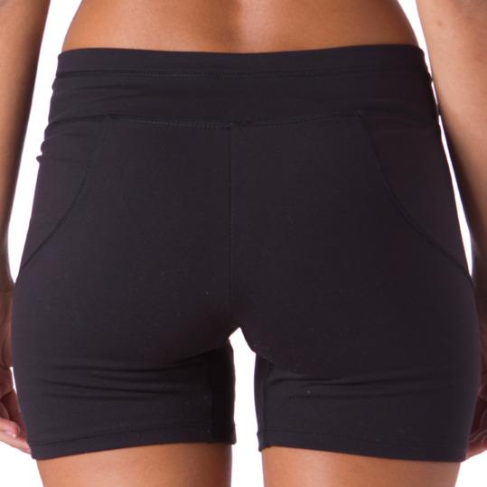 Short Fitness ILICo Negro Mujer