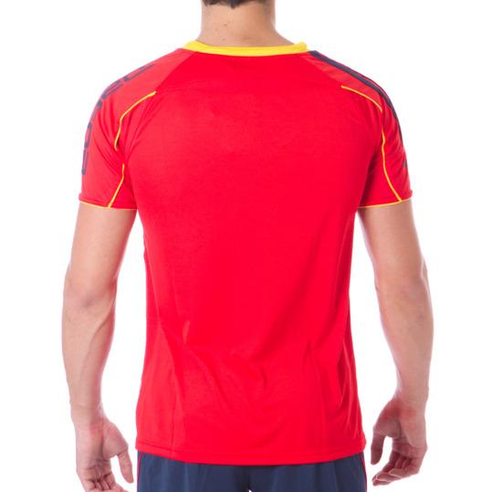 Camiseta Manga Corta DAFOR Rojo Hombre