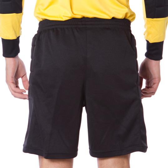 Pantalón Corto de portero DAFOR Negro Hombre
