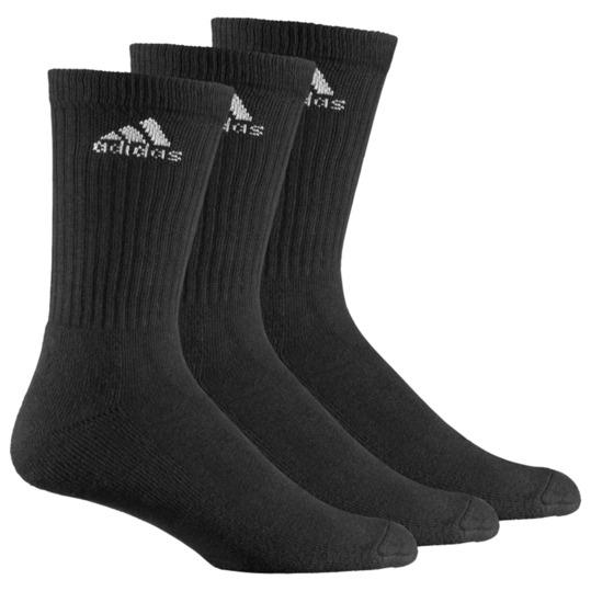 Calcetines ADIDAS Alto en Negro