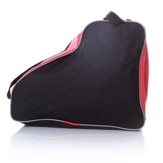 Bolsa Portapatines MÍTICAL Negro Rojo Niño