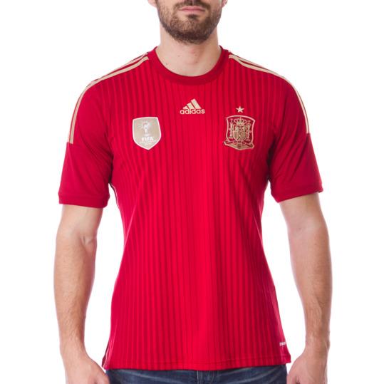 Camiseta ADIDAS España Mundial 2014 Hombre