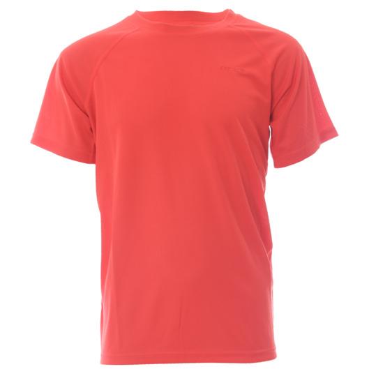 Camiseta roja en manga corta Proton Niño (10 a 16)