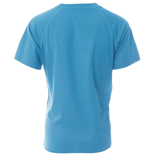 Camiseta azul en manga corta Proton Niño (10 a 16)