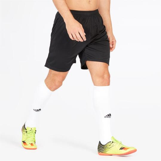 Short fútbol de DAFOR Hombre en negro