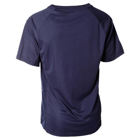 Camiseta manga corta de niño DAFOR en marino (8-16)