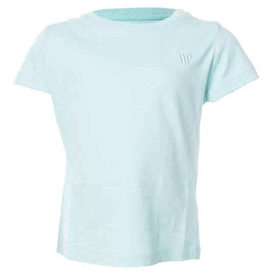 Camiseta Verde niña manga corta UP (2-8)