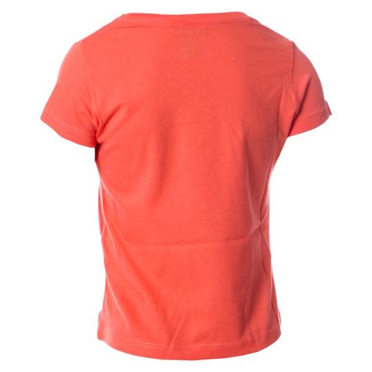 Camiseta coral niña manga corta UP (2-8)