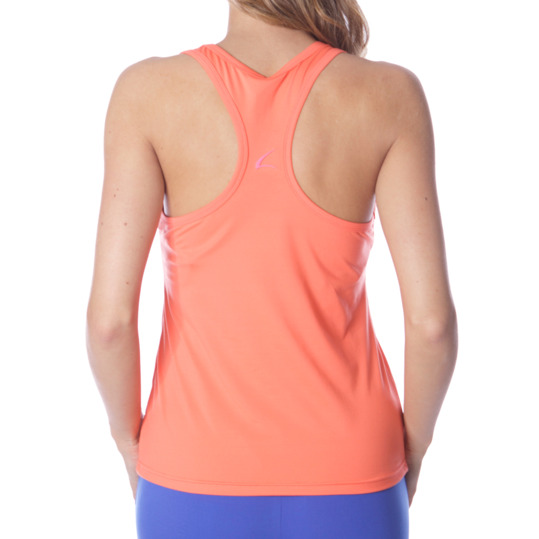 Camiseta coral sin mangas marca Ilico Mujer