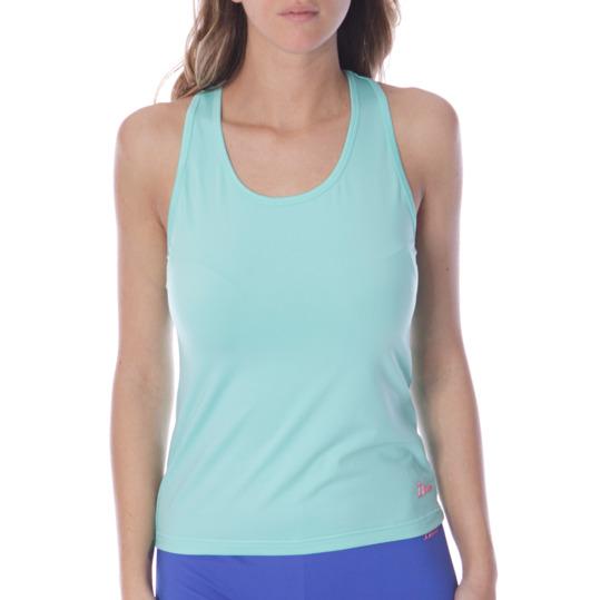Camiseta Verde sin mangas marca Ilico Mujer