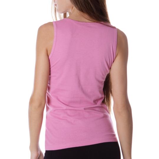 Camiseta Sin Mangas Up Mujer Rosa