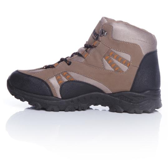 Botas marrón montaña marca BORIKEN para Hombre
