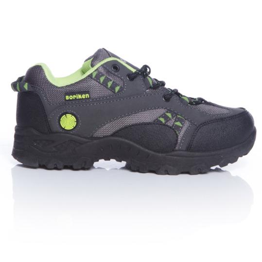 Zapatos montaña BORIKEN Relleu niño (tallas 32-35)