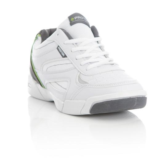 Zapatillas Proton Hombre en color Blanco-Pistacho