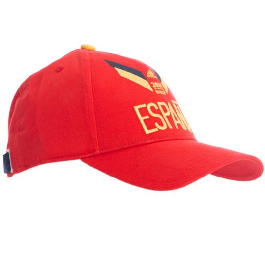 Gorra ESPAÑA ADIDAS Rojo Hombre