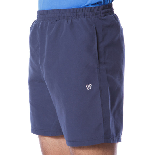 Pantalón corto marino Basic UP Hombre