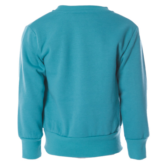 Sudadera UP Basic verde claro niña (2-8)