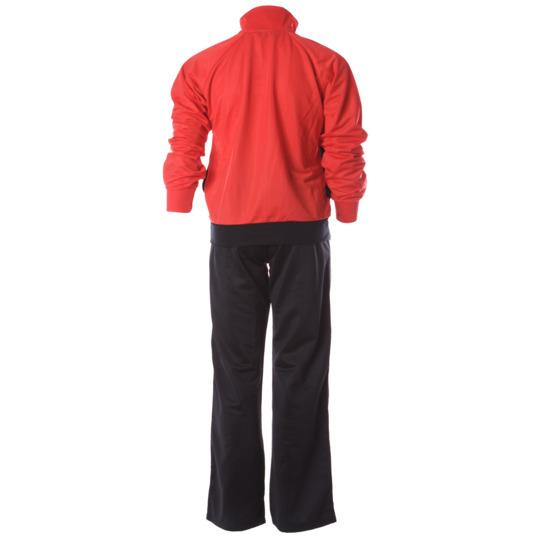 Chándal UP Basic rojo negro niña (2-8)