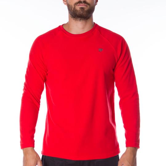 Polar UP Básicos rojo hombre