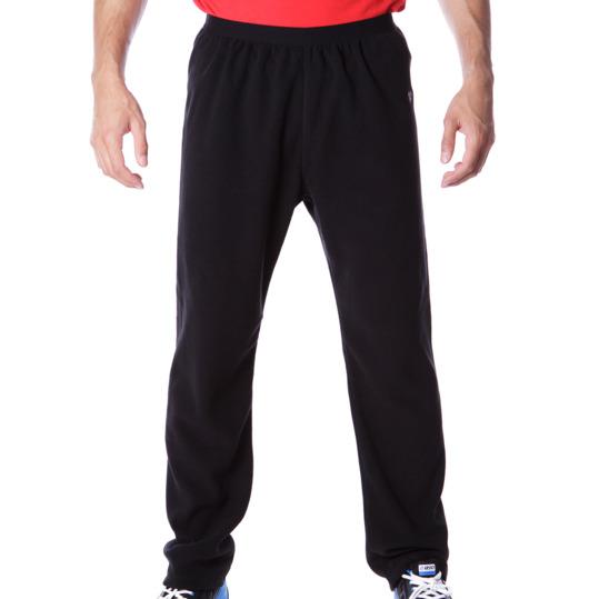 Pantalón polar hombre UP Básicos negro