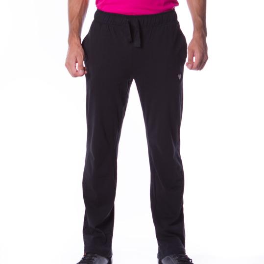 Pantalón largo hombre UP Básicos negro