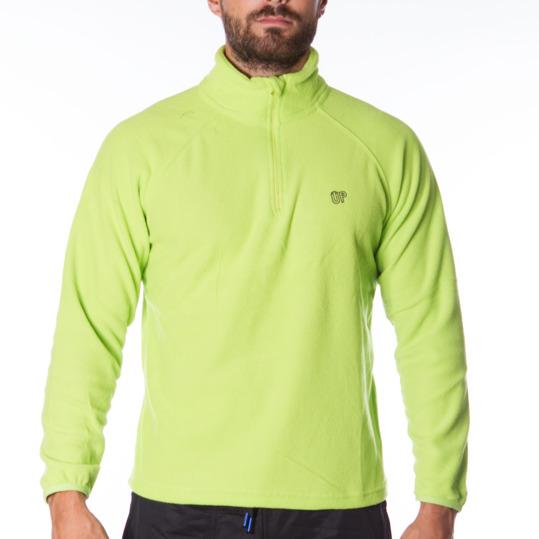 Polar UP Básicos verde pistacho hombre