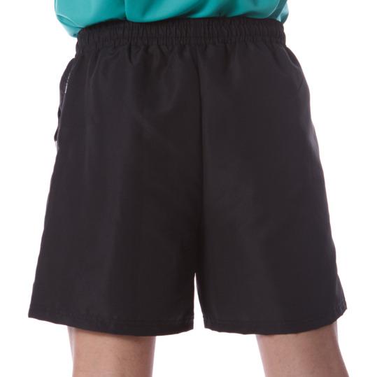 Pantalón Corto Negro Hombre Proton