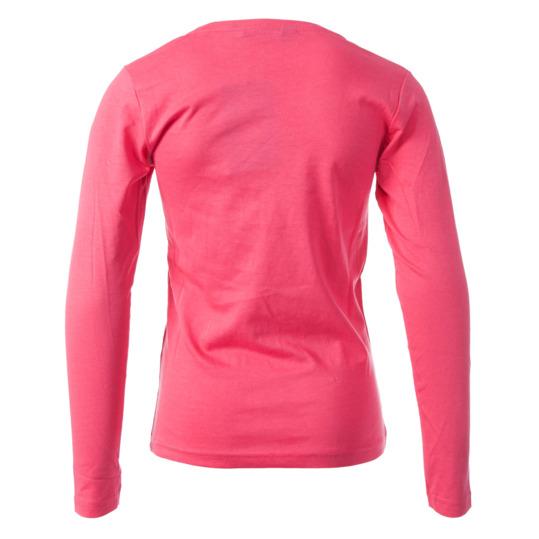 Camiseta de manga larga niña UP fucsia (10-16)