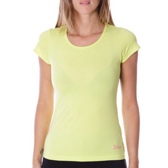 Camiseta manga corta mujer ILICO en lima