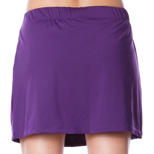 Falda PROTON Pantalón Tenis Mujer en color morado