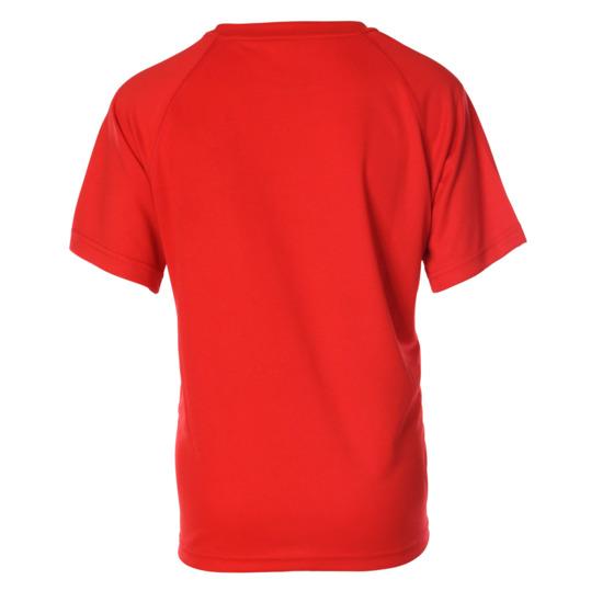 Camiseta Manga Corta PROTON Rojo Niño (10-16)