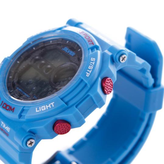 Reloj Moda SILVER SPORT Azul Hombre