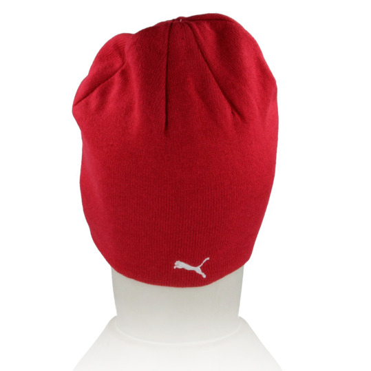 Gorro Moda PUMA LOGO Rojo