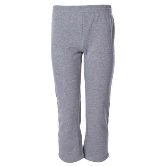 Pantalón felpa UP Basic gris niño (2-8)