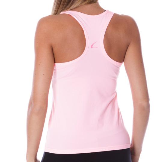 Camiseta ILICO Tirantes Aeróbic Mujer Rosa
