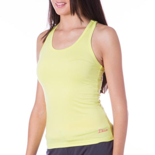 Camiseta ILICO Tirantes Aeróbic Mujer Lima