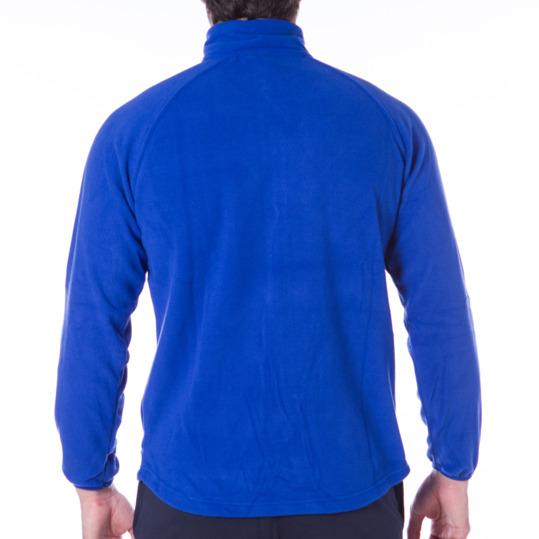 Polar abierto UP Básicos azul hombre