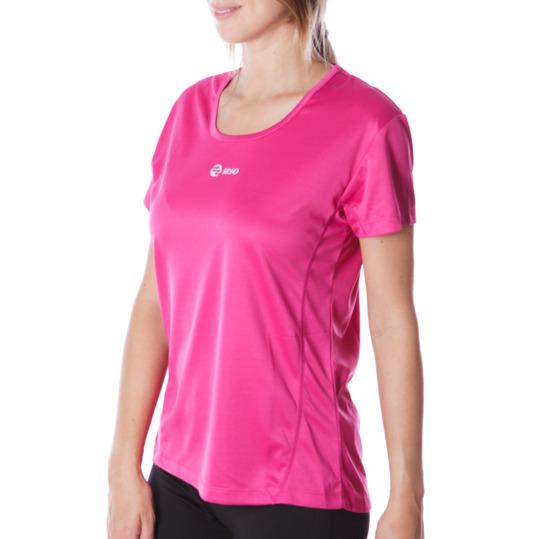 Camiseta running IPSO fresa mujer