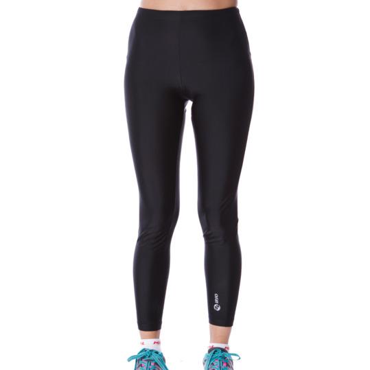 Mallas IPSO mujer de running en negro