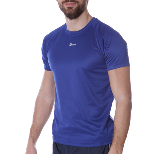 Camiseta IPSO manga corta de Running hombre royal