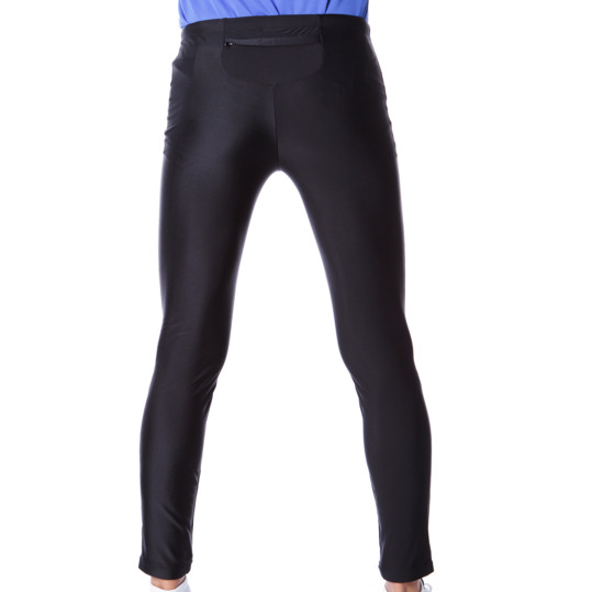 Mallas térmica IPSO de hombre en negro