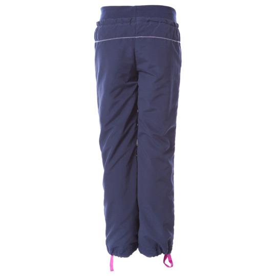Pantalón largo niña SILVER University marino (2-8)