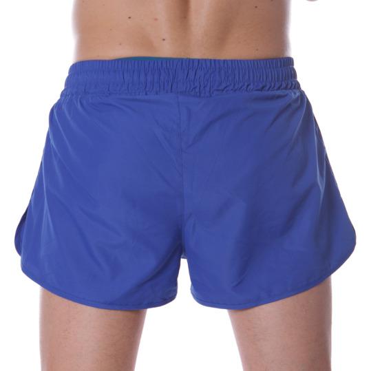 Pantalón Running IPSO BASIC Azul Hombre