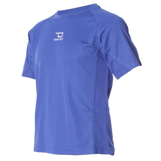 Camiseta manga corta de hombre DAFOR en azul