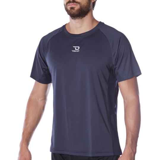 Camiseta manga corta de hombre DAFOR en marino