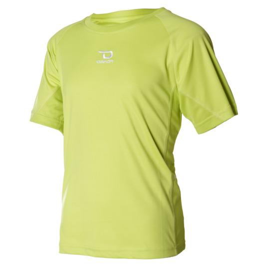Camiseta manga corta de niño DAFOR en verde (8-16)